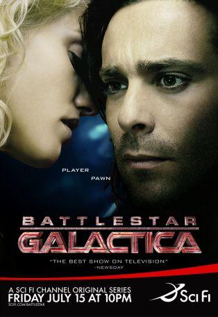 battlestar galactica promo