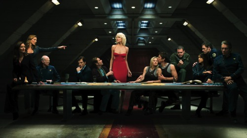BSG Reboot Cast