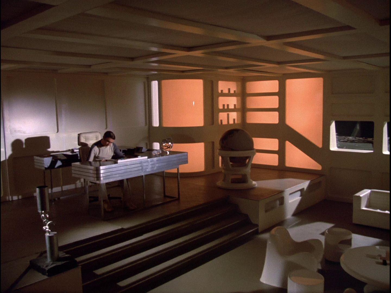John Koenig's Office