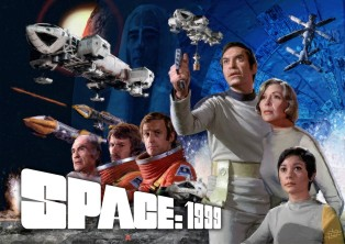 Space 1999 Year 1 Promotional Poster