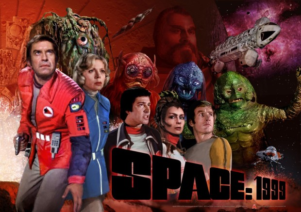 Space 1999 Year 2 Promotional Poster