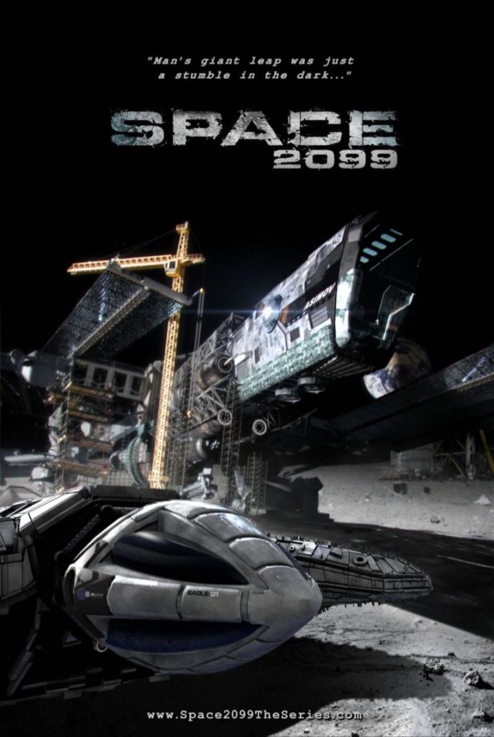 Space 2099 Poster 1