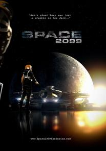 Space 2099 Poster 2