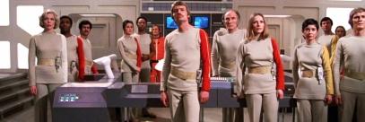 Main Mission - The Moonbase Alpha Crew