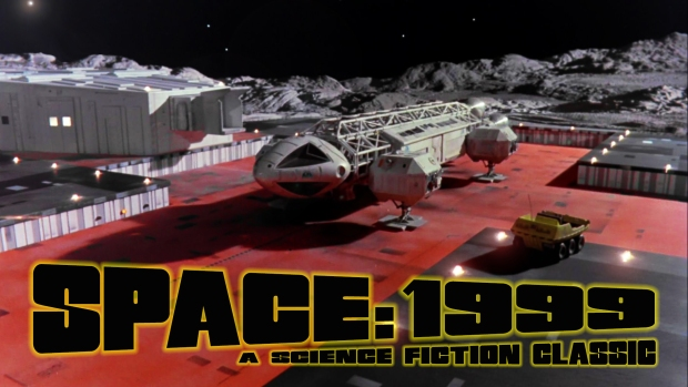 Space 1999 Original Series Page Banner