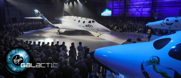 Virgin Galactic Announce Unity