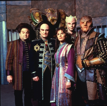 Babylon 5 Ambassadors