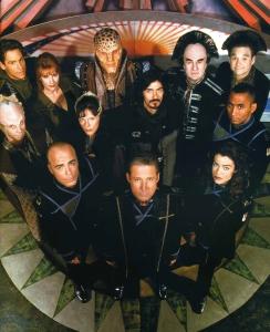 Babylon 5 Cast