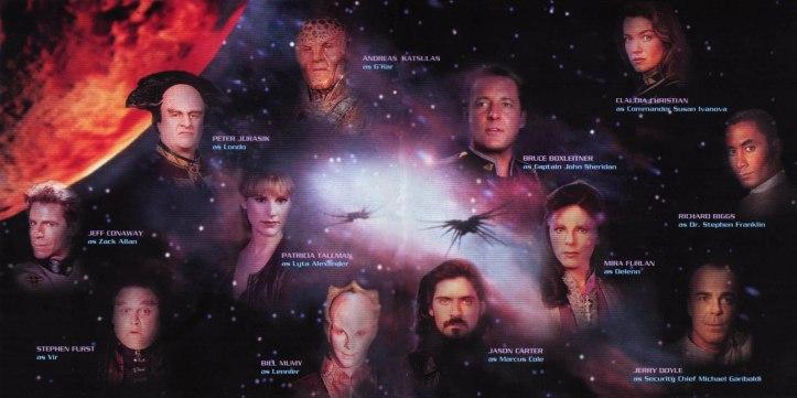 Babylon 5 Characters