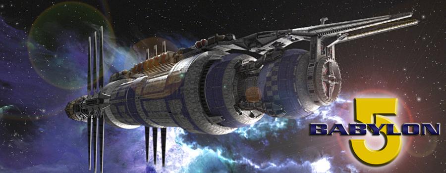 Babylon 5 Review Banner
