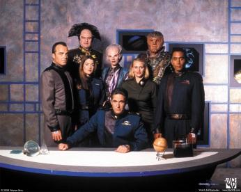 Babylon 5 Season 1 2