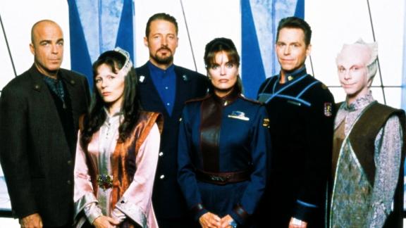 Babylon 5 Season 5