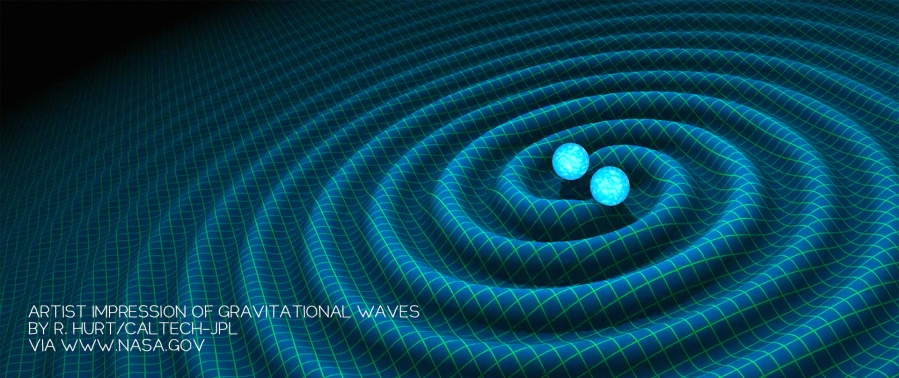 Gravitational Waves - NASACaltechJPL