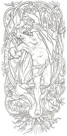 odin-sacrificing-himself-upon-yggdrasil-artist-lorenz-frolick-1895