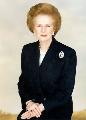 british-prime-minister-margaret-thatcher