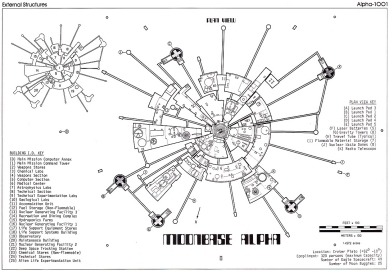 Moonbase Alpha Layout