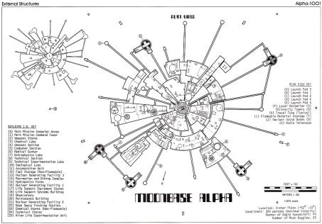 Moonbase Alpha Layout
