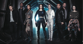 Dark Matter Season 2 Cast