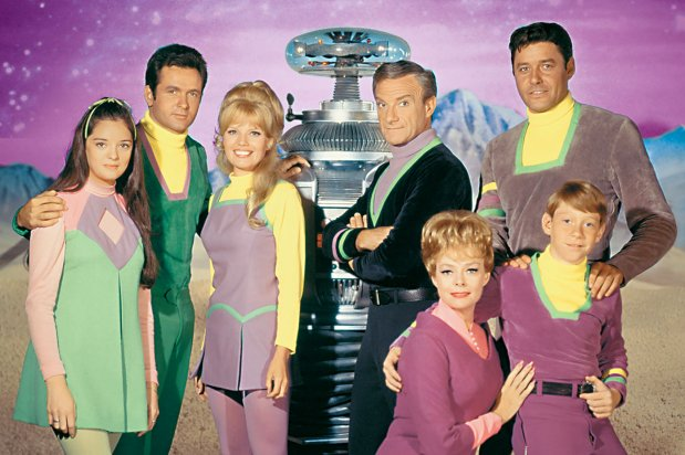 The Original Lost in Space