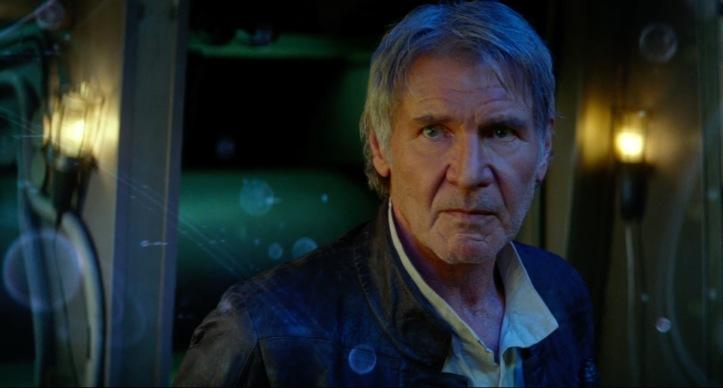 Han Solo Star Wars Episode VII