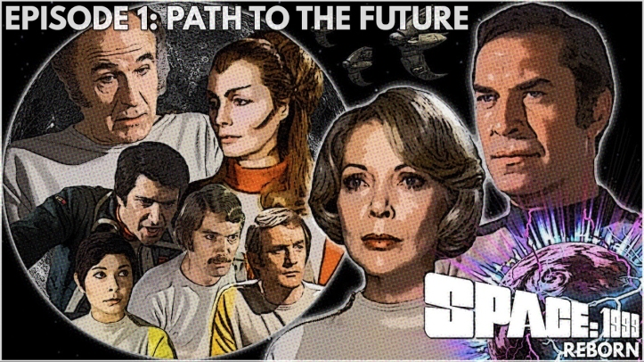 Space 1999 Audio Comic