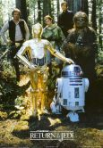 Star Wars Return of the Jedi Promotional Image