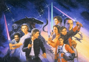 Star Wars The Expanded Universe 1