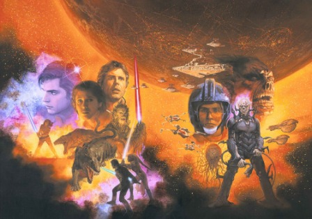 Star Wars The Expanded Universe 2