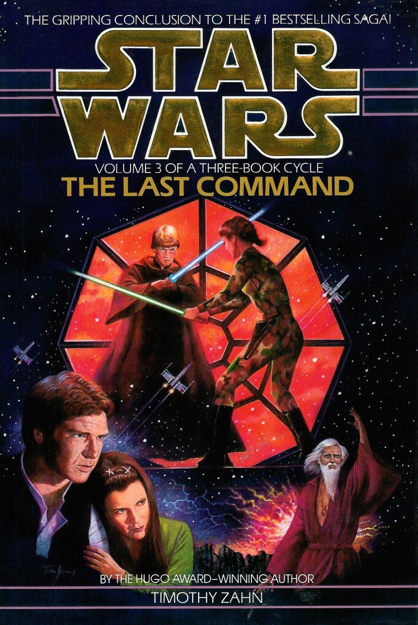 Star Wars The Last Command