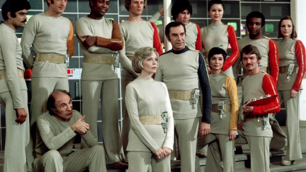 The Crew of Moonbase Alpha