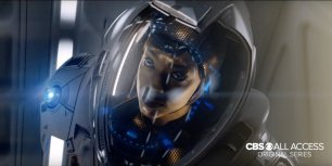 Star Trek Discovery - Facing the Unknown
