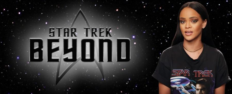 Rhianna - Star Trek Beyond