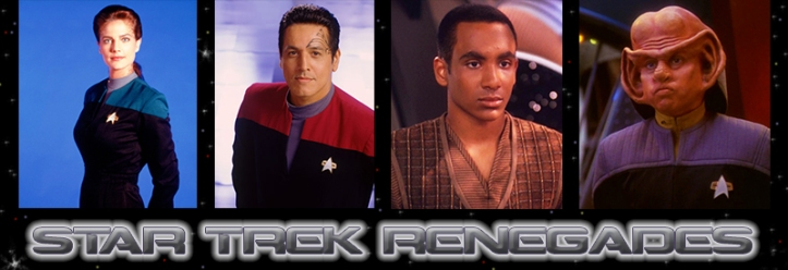 Star Trek Renegades New Cast Banner