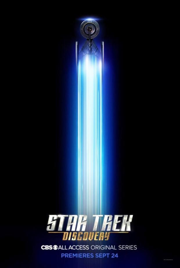 New STar Trek Discovery Poster