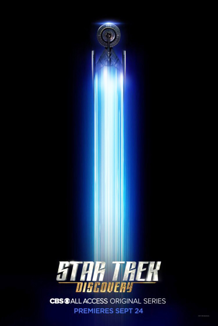 New STar Trek Discovery Poster