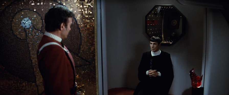 IDIC - Spock's Quarters 2