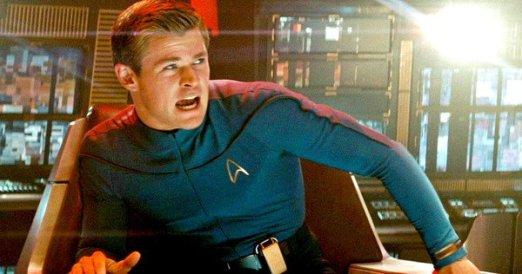 Chris Hemsworth as George Kirk - Star Trek 2009