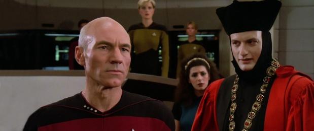 Star Trek The Next Generation Encounter at Farpoint