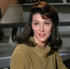 Majel Barrett-Roddenberry Number One 2