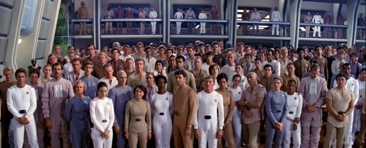 V'Ger Announcement - Star Trek The Motion Picture