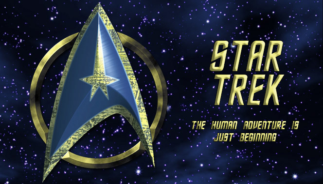 Star Trek with Starfleet Delta