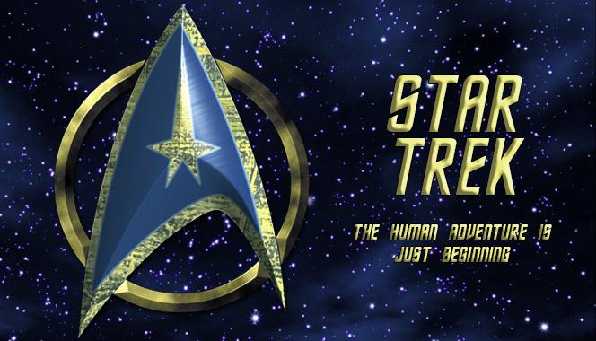 Star Trek with Starfleet Delta