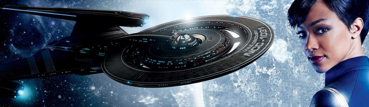 Star Trek Discovery Premiere Eve Banner