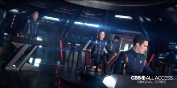 Star Trek Discovery - Going into Battle