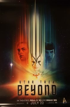 Star Trek Beyond Star Trek The Motion Picture Homage Poster