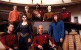 Star Trek The Next Generation Season 1 Crew Photo