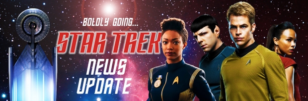 Star Trek Update April 2018