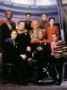 Star Trek Deep Space Nine Crew Photo