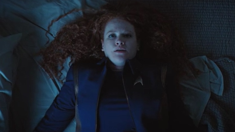 Tilly from the Episode Runaway - Star Trek Short Treks