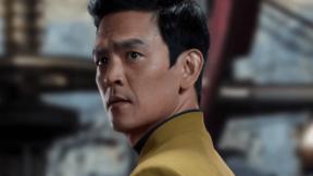John Cho as Sulu in Star Trek Beyond.
